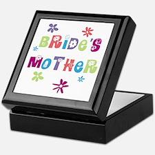 Happy Mother of the Bride Keepsake Box