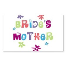 Happy Mother of the Bride Decal