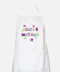 Happy Mother of the Bride Apron