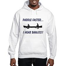 I Hear Banjos Jumper Hoody
