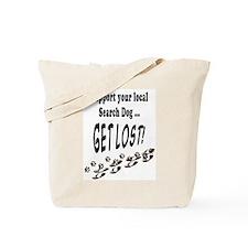 Get Lost! Tote Bag
