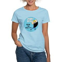 Johnny Bravo Man I'm Pretty T-Shirt