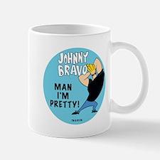 Johnny Bravo Man I'm Pretty Mug
