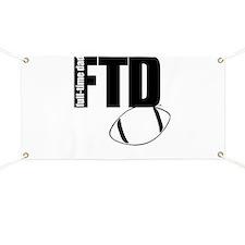 FTD - Football Banner