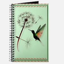 Dandelion and Little Green Hu Journal