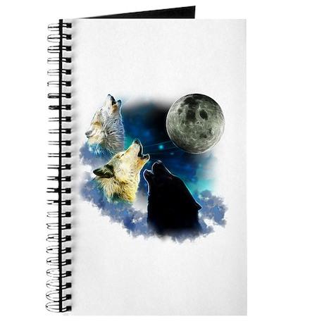 New Wolfs moon 2 Fractal Journal