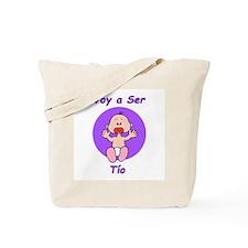 Voy a Ser Tío Tote Bag
