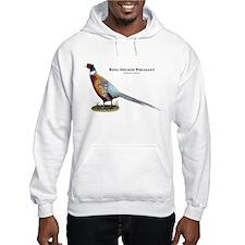 Ring-Necked Pheasant Hoodie