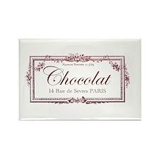Chocolat Rectangle Magnet