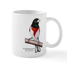 Spotted Towhee Mug