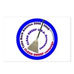 Clean Sweep campaign.blogspot.com Postcards (Packa