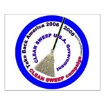 Clean Sweep campaign.blogspot.com Small Poster