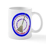 Clean Sweep campaign.blogspot.com Mug