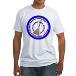 Clean Sweep campaign.blogspot.com Fitted T-Shirt