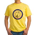 Clean Sweep campaign.blogspot.com Yellow T-Shirt