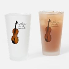 Musical Drinkware Drinking Glass