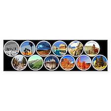 Travel Sticker Strip 1