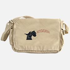Arroo Scottish Terrier Messenger Bag