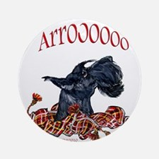 Arroo Scottish Terrier Ornament (Round)