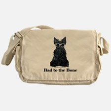 Scottie Bad to the Bone Messenger Bag