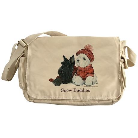 Snow Buddies Messenger Bag