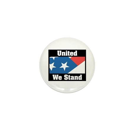 United We Stand Mini Button (10 pack)