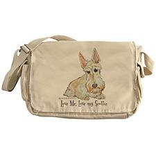 MY Wheaten Scottish Terr Messenger Bag