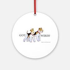 Got Wires? Ornament (Round)
