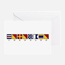 Coronado Greeting Card