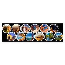Travel Sticker Strip 2