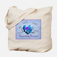 Respiratory Therapy XXX Tote Bag