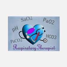 Respiratory Therapy XXX Rectangle Magnet (10 pack)