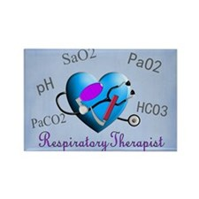 Respiratory Therapy XXX Rectangle Magnet