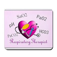 Respiratory Therapy XXX Mousepad