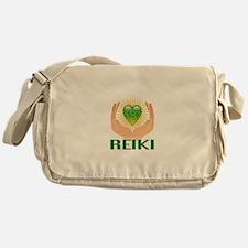 REIKI Messenger Bag