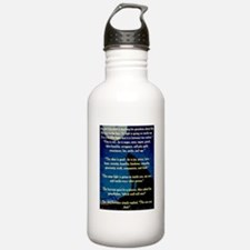 CHEROKEE LESSON Water Bottle