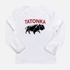 TATONKA Long Sleeve Infant T-Shirt
