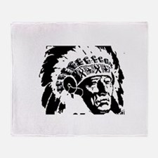 CHIEF 2 Throw Blanket