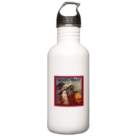 BRAVEHEART Stainless Water Bottle 1.0L