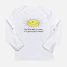 LIGHT OF MINE Long Sleeve Infant T-Shirt