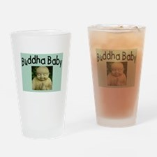 BUDDHA BABY 2 Drinking Glass