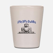 LITTLE BITTY BUDDHA Shot Glass