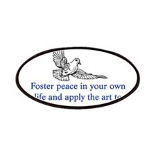FOSTER PEACE Patches
