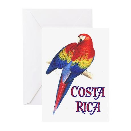 COSTA RICA II Greeting Cards (Pk of 20)