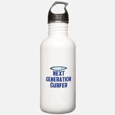 NEXT GENERATION SURFER Water Bottle