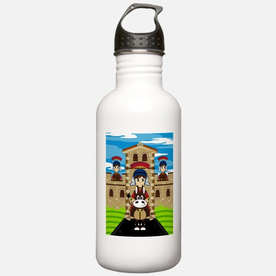 Roman Soldiers at Fort Water Bottle 1.0L