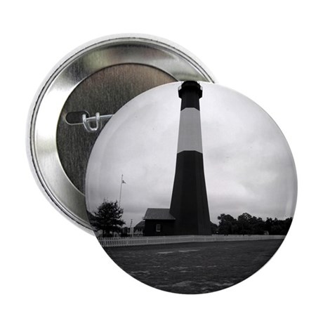 "Tybee Island lighthouse 6 2.25"" Button"