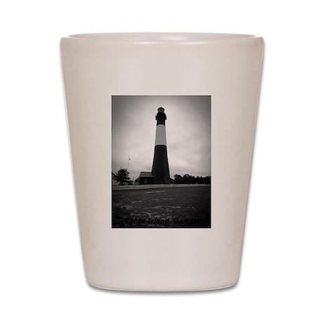 Tybee Island lighthouse 6 Shot Glass