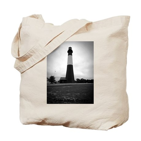 Tybee Island lighthouse 6 Tote Bag