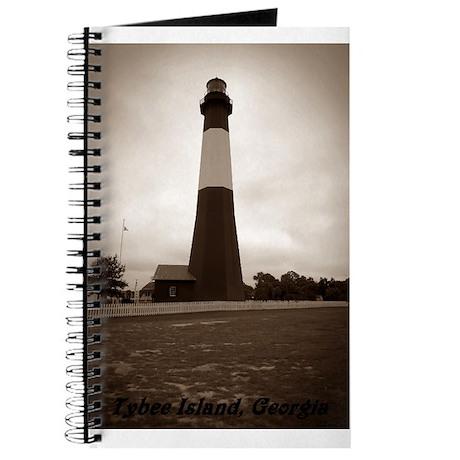 Tybee Island lighthouse 7 Journal